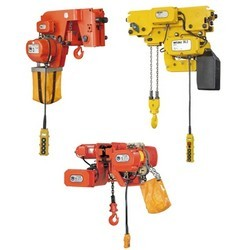 Electric-Chain-Hoist-Low-Headroom
