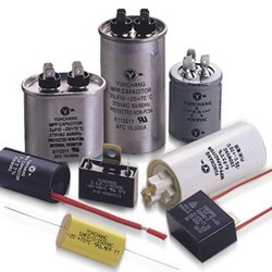 Electrical Apparatus Capacitors