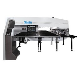 Electro Servo CNC Turret Punch Press