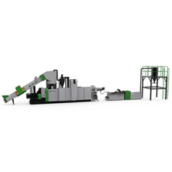 Excellent-Degassing-And-Filtering-Pelletizing-Line