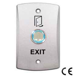 Exit Push Button (With LED)