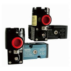 Explosion-proof-solenoid-valves