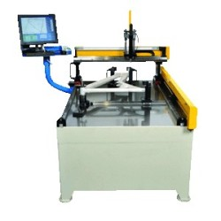 FRAME-INSPECTING-AND-MEASURING-MACHINE