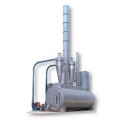 Fix-bed-incinerator
