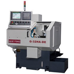 Fixed-Head-CNC-Lathe