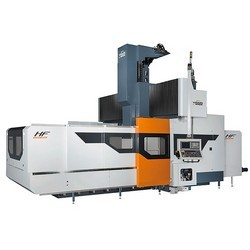 High Efficiency Double Column Machining Center