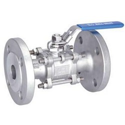 Flanged-Ball-Valve