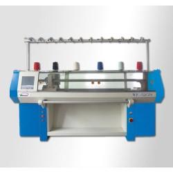 Flat-Knitting-Machine