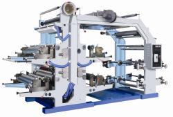 Flexographic-Printing-Machine