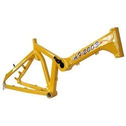 Folding-Bike-Frame