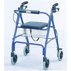 Folding-Four-Wheels-Walker