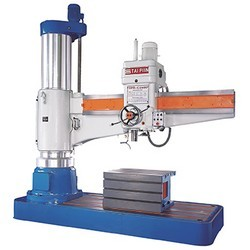 Full - Hydraulic Clamping Radial Drill Machines