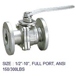 Full-Port-Stainless-Steel-Ball-Valve