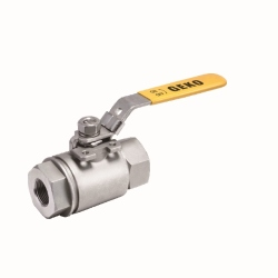 Full-Port-Two-Pieces-Ball-Valve-Screwed-End
