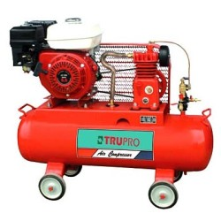 Gasoline Engine Air Compressor