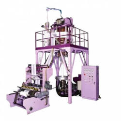 HDPE/LDPE Super High Speed Blown Film Machine