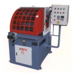 Heat Treated Steel Wheel Cutting Machine
