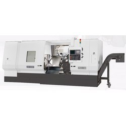 Heavy Duty CNC Lathe (Slant Bed)