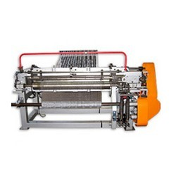 Hexagonal Wire Netting Machine - Reverse Twist