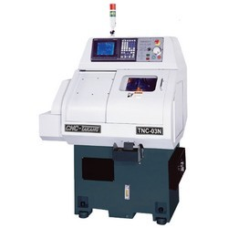 High-Speed,-Compact-CNC-Lathe