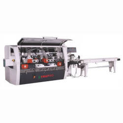 High Speed Short Wood 4-Sided Moulder