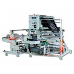 High Speed Triangle Folding & Re-winding Machine