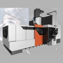 High-performance-5-axis-machining-center