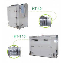 High-temperature-Convection-Oven