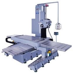 Horizonatal-Boring--Milling-Machine