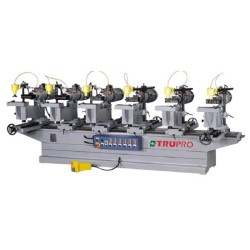 Horizontal Multiple-Head Boring Machine