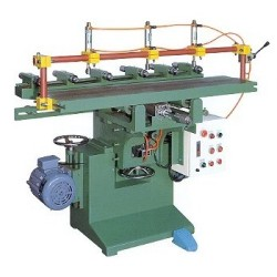 Horizontal-Multiple-Spindle-Boring-Machine