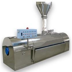 Horizontal-Vacuum-Flour-Mixer