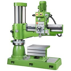 Hydraulic-Clamping-Radial-Drilling-Machines-