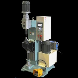 Hydraulic-Orbital-Riveting-Machine