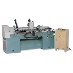 Straight-and-Spiral-Groove-Turning-Lathe