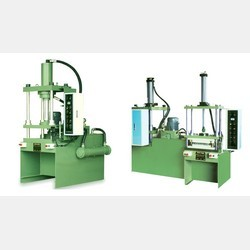 Hydraulic-deburring-machine