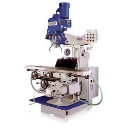 Knee-Type-Vertical--Horizontal-Milling-Machine