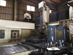 LEADERWAY-CNC-DOUBLE-COLUMN-MACHINING-CENTER