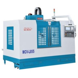Linear-Ways-Vertical-Machining-Center