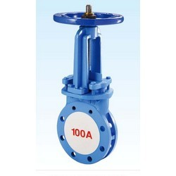 MANUAL TYPE CAST IRON KNIFE GATE VALVE | Chuan Chuan Metal