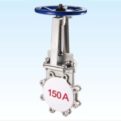 MANUAL-TYPE-STAINLESS-KNIFE-GATE-VALVE