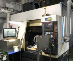 MAZAK-FJV250-CNC-VMC-2007