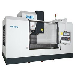 X/Y-axes linear ways, Z-axis box way Machining Centers