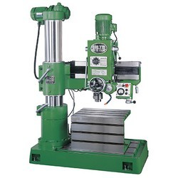 Manual Clamping Radial Drill Machines