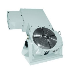 Manual Tilting Rotary Table (Pneumatic System)