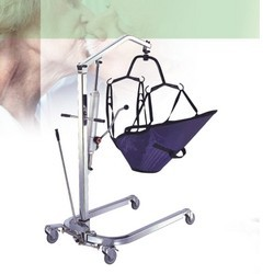 Manual-bed-type-patient-lift