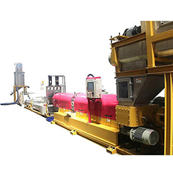 Material-No-Break-Extrusion-Pelletizing-Machine