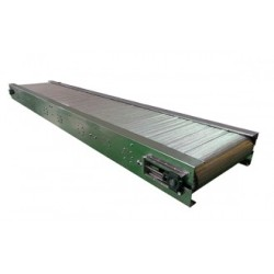Mesh-belt-conveyor