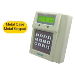 Metal Case (Keypad) Two Doors Access Controller
