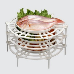 Microwave-Plate-Stacker